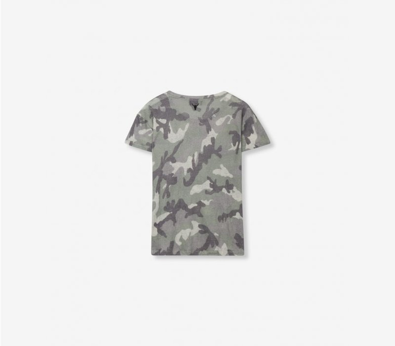 Alix Camouflage t-shirt 193885179