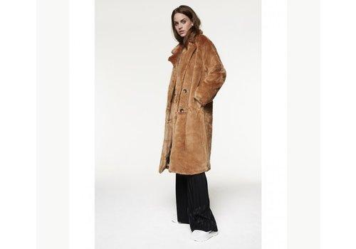 ALIX The Label Alix faux fur coat 195553299