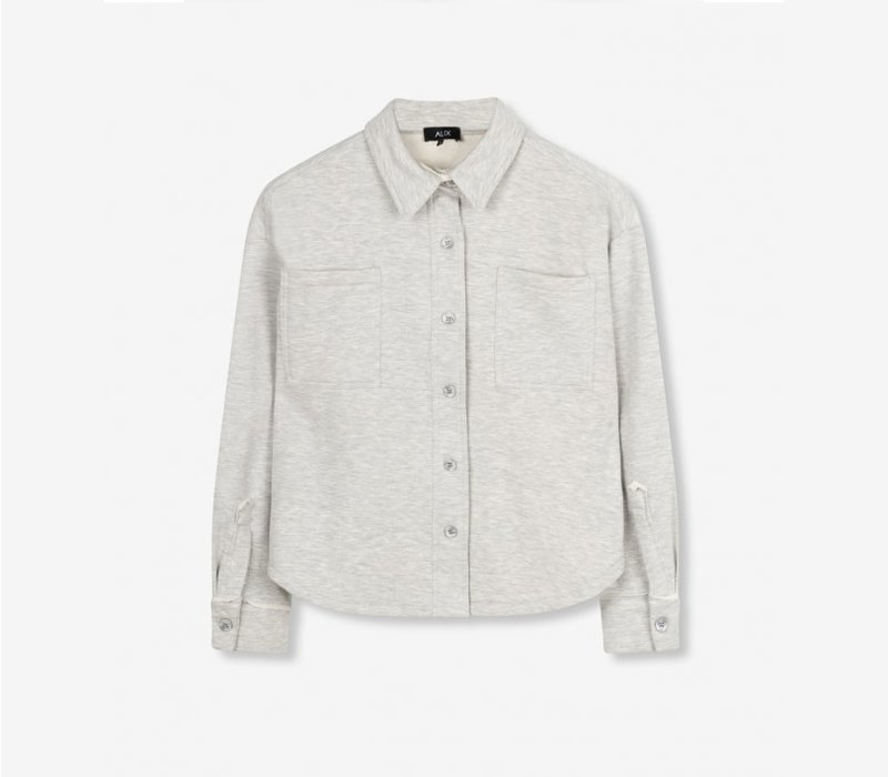 Alix Heavy sweat jacket