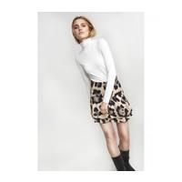Alix Animal skirt