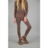 Reinders kids RR print pants