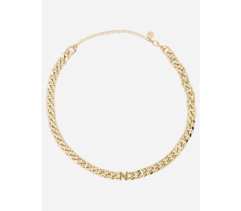 Nikkie chain necklace N9-308