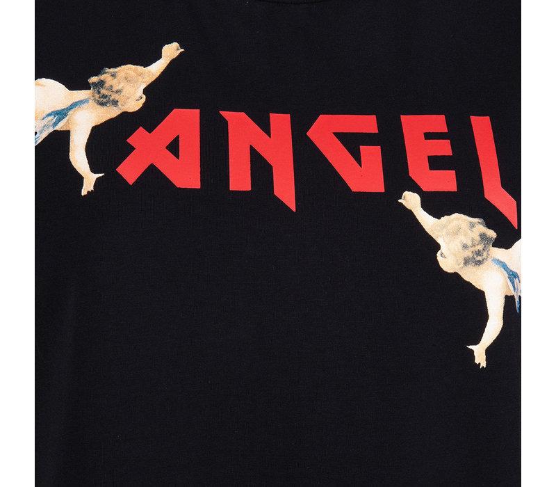 Wanderlust Angel tee