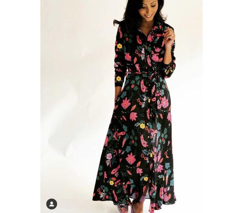 Est'Seven long dress