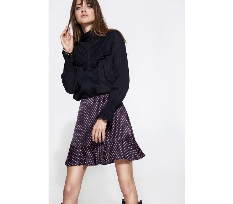 Alix Broderie blouse