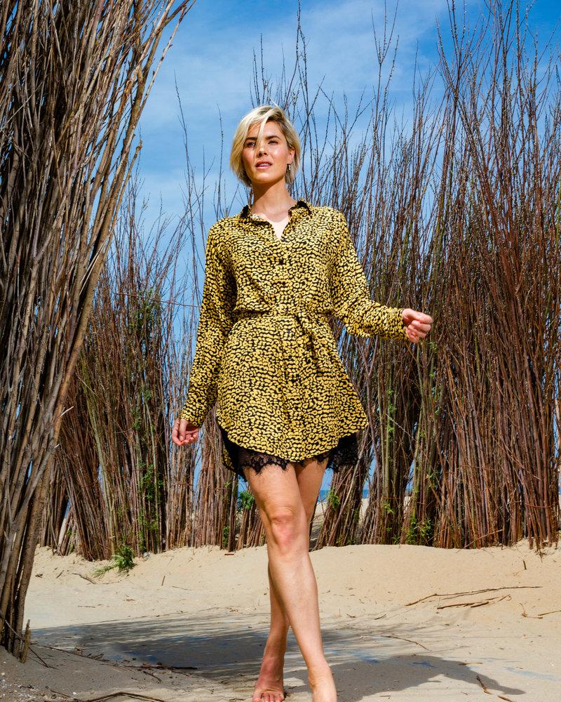 Juul&Belle Print long blouse
