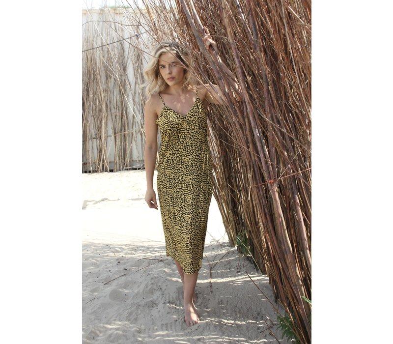 Juul&Belle Print slip dress