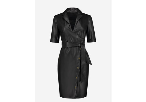 Fifth House Fifth House Marley wrap dress