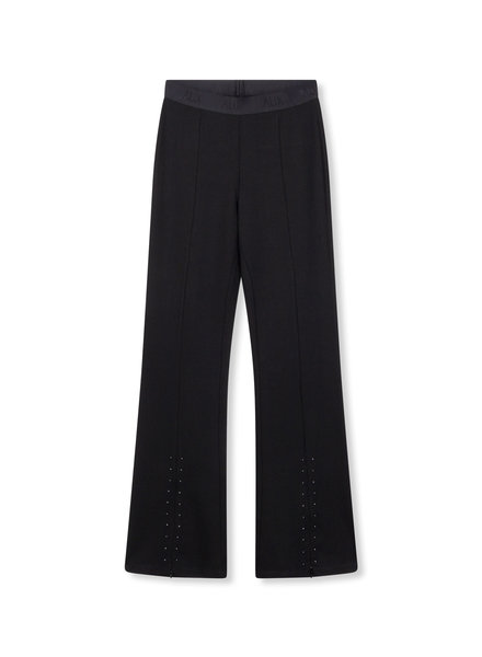 ALIX The Label Alix Knitted flare pants