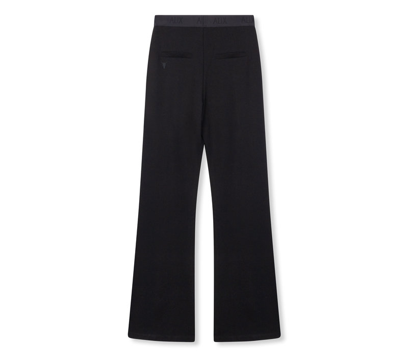 Alix Knitted flare pants 201124435