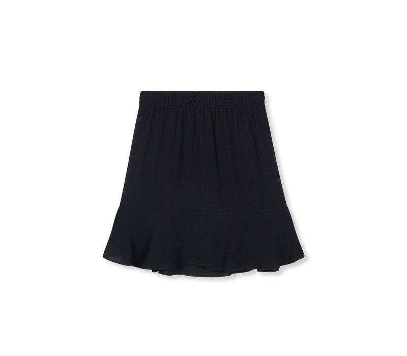 Alix Short viscose skirt 201260513