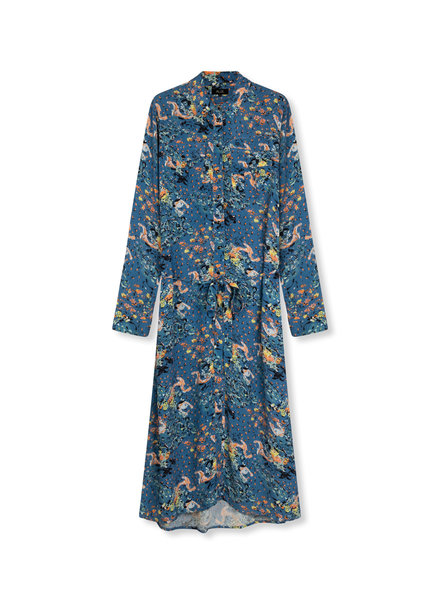 ALIX The Label Alix Western flower tunic dress