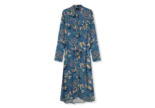 ALIX The Label Alix Western flower tunic dress
