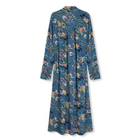 Alix Western flower tunic dress 201310540