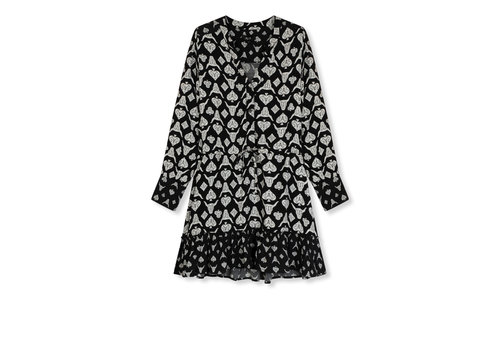 ALIX The Label Alix Playing cards dress