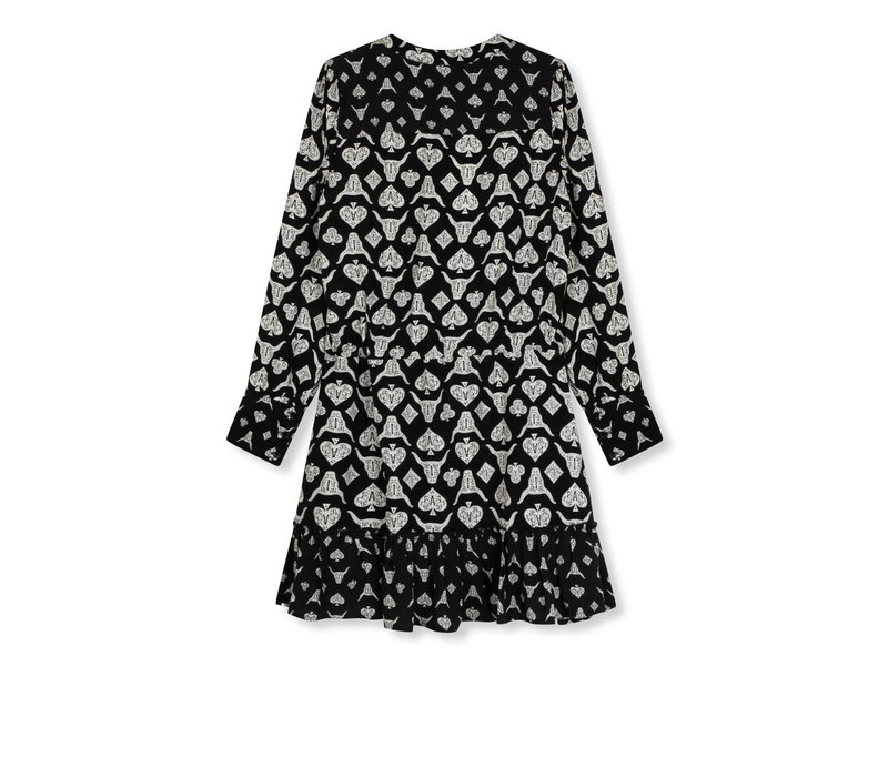 Alix Playing cards dress 201341442