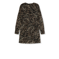 Alix Animal chiffon dress 201355508