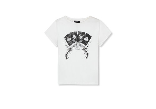 ALIX The Label Alix Vintage playing cards t-shirt