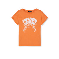 Alix Vintage playing cards t-shirt