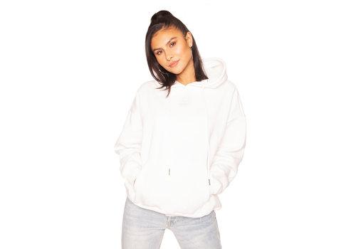 La Sisters La Sisters Mini Logo oversized hoodie