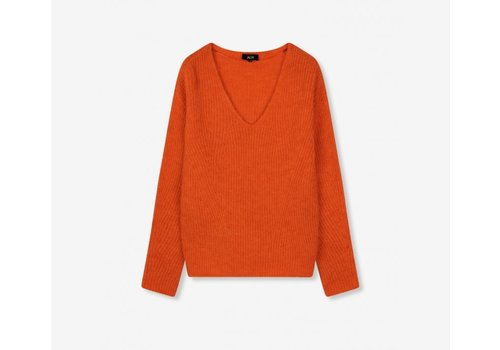 ALIX The Label Alix v-neck pullover