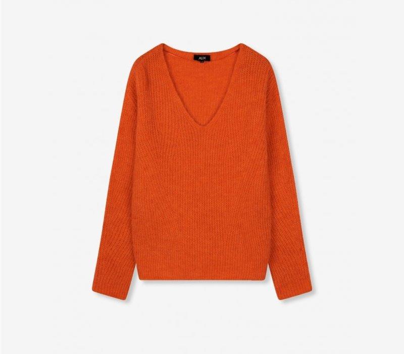 Alix v-neck pullover