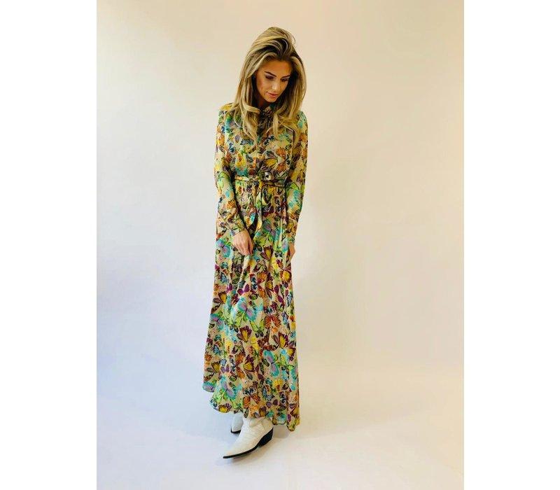 Est'Seven Est' butterfly dress