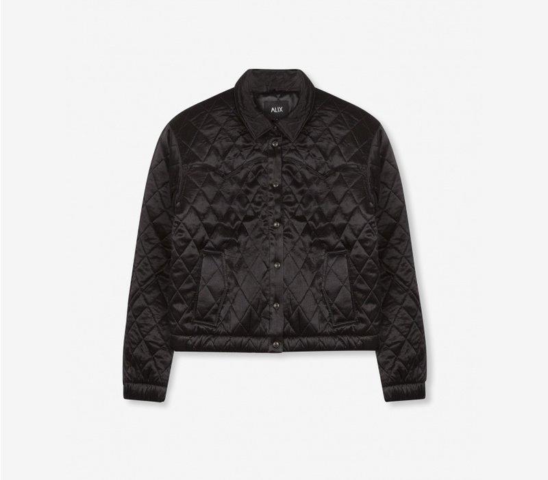 Alix Satin jacket