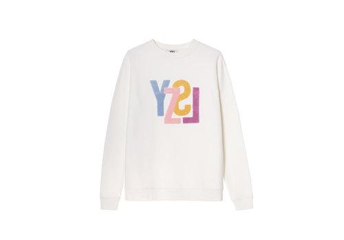 Yeezelouise YL08 YZLS applique sweat