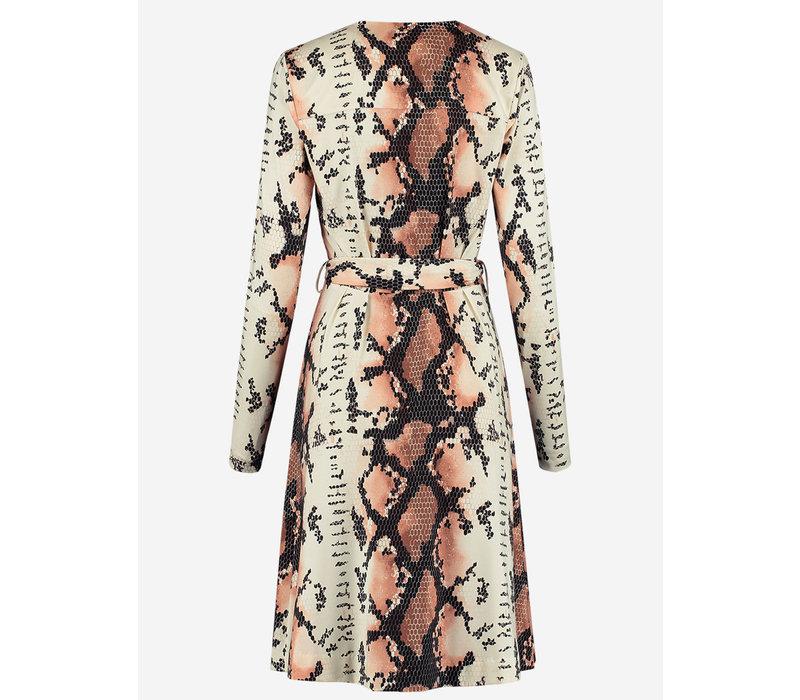 Fifth House Elian wrap dress FH5-827