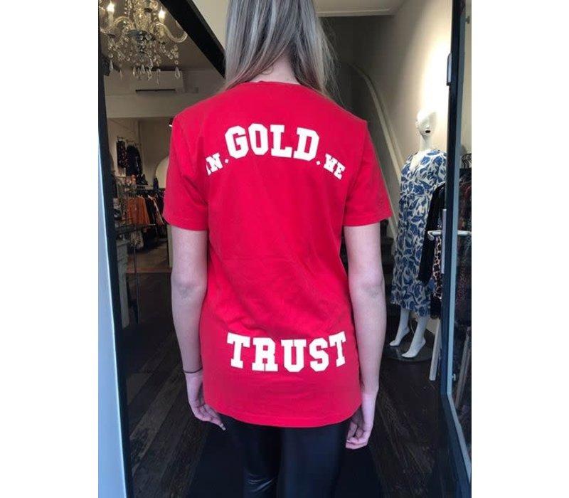In gold we trust The Pusha