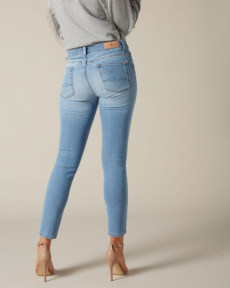 7 for all mankind Seven Roxanne Ankle Luxe Vintage