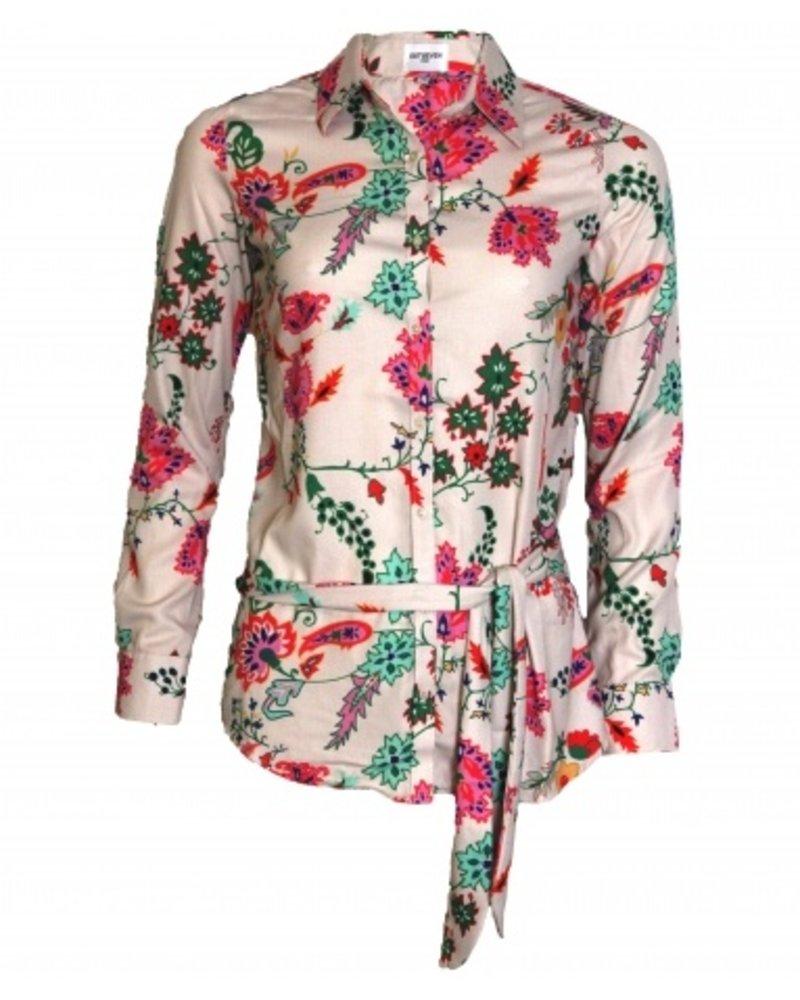 Est'Seven Est'Seven Est'Paisley multi blouse
