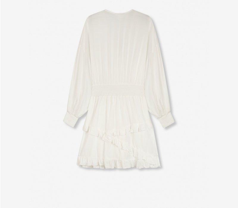 Alix ladies woven viscose dress