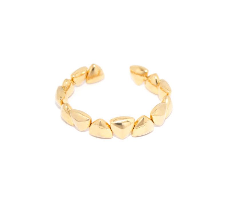 Juli Dans Triangle bracelet