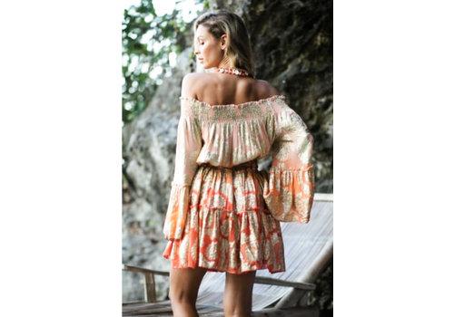 Miss june Miss june robe -dress waldof