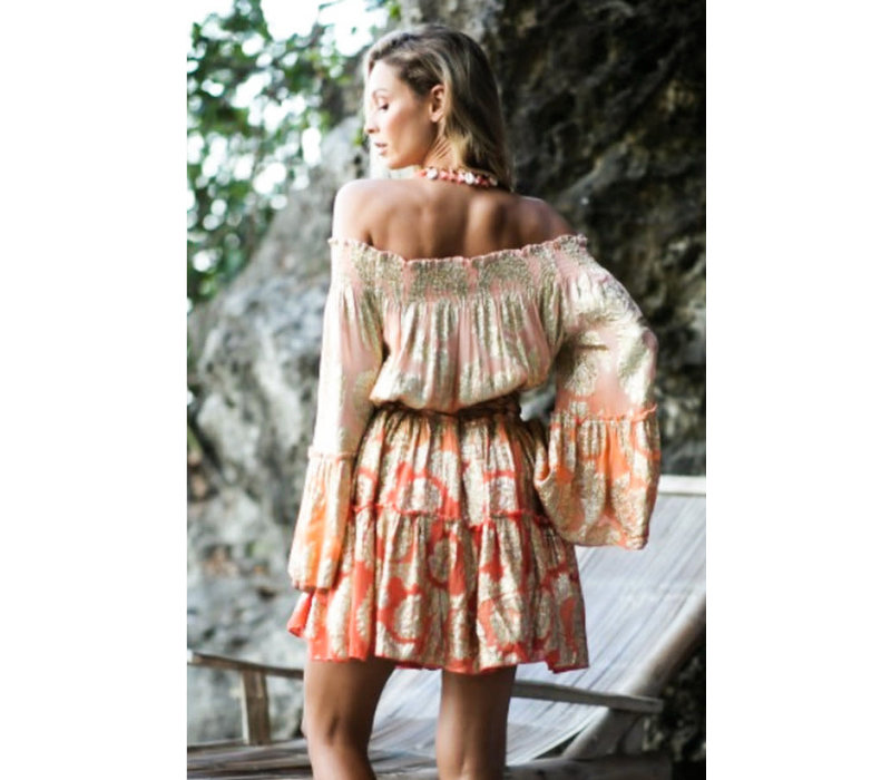 Miss june robe -dress waldof
