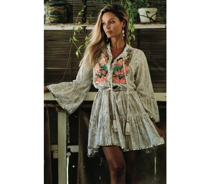 Miss june robe dress carnaby p85