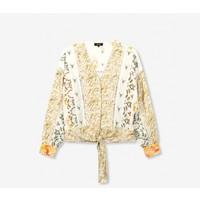 Alix fancy mix blouse