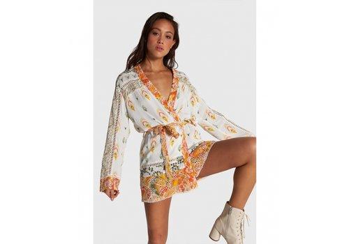 ALIX The Label Alix fancy mix kimono 203477553