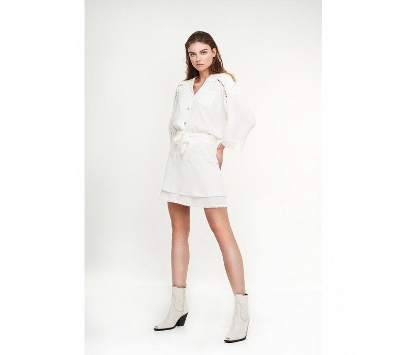 Alix crinkle blouse 203980566