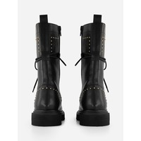 Kate Moss Gold stud boots N9-158