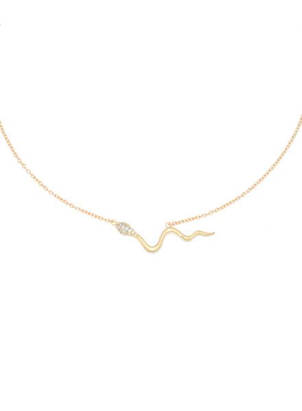 Juli Dans Jewels Juli Dans Snake Necklace