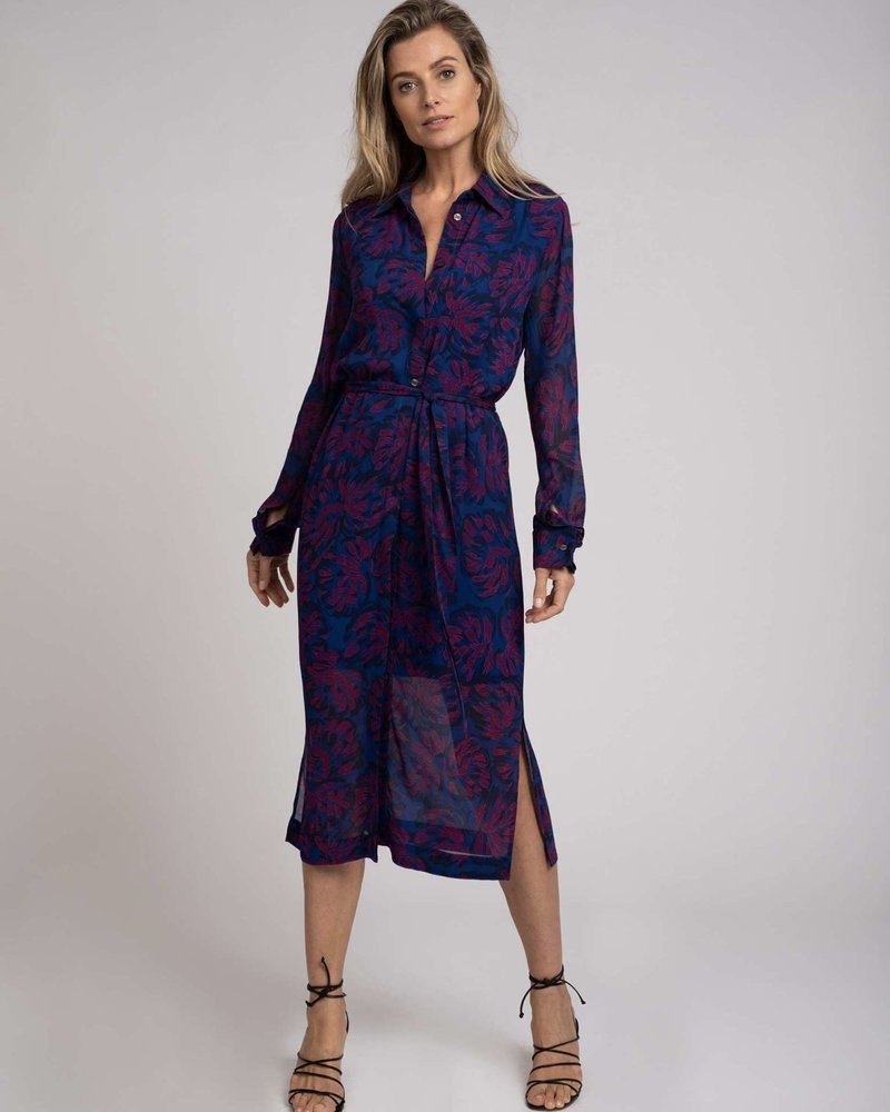 Fifth House Fifth house FH-852 sadie shirt dress