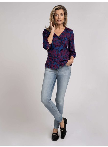 Fifth House Fifth house Salem short sleeves blouse