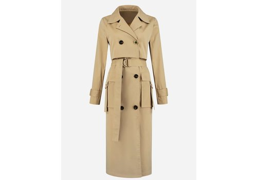 Fifth House Fifth house FH-894 luk trench coat