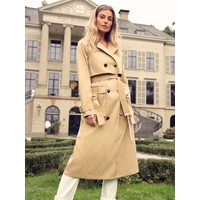 Fifth house FH-894 luk trench coat