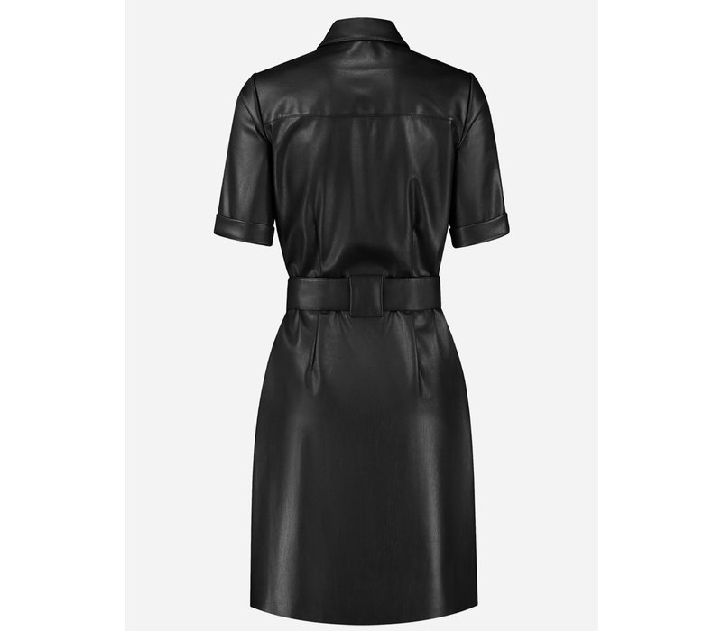 Fifth house maxim belted dress