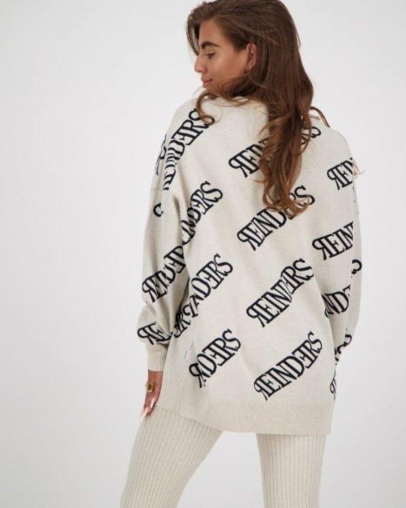 REINDERS Reinders Reinders sweater roundneck all SW1101