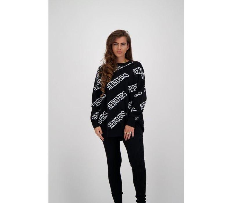 Reinders Reinders sweater roundneck all